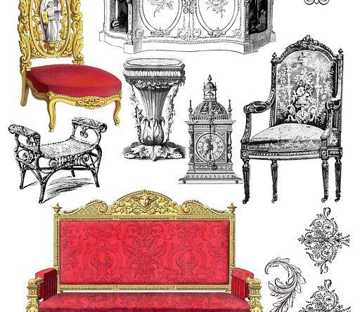 Welche Stilepochen Gibt Es Für Antike Möbel Sag Mal