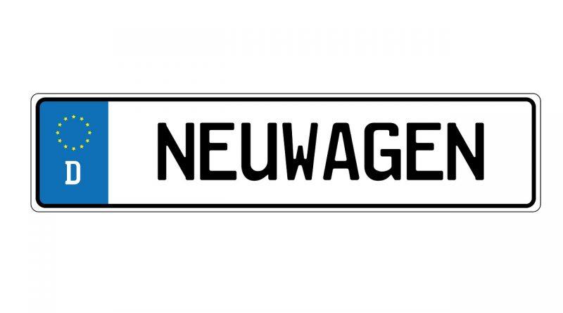 Neuwagen