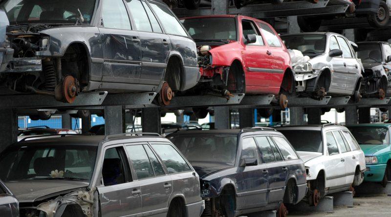 Auto entsorgen