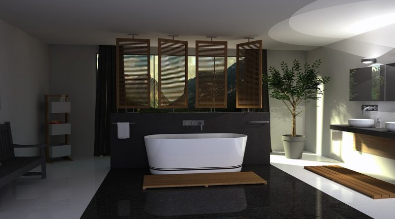 Badezimmer Paradies